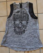 T-Shirt tunique manches courtes - Promod - Taille M 2