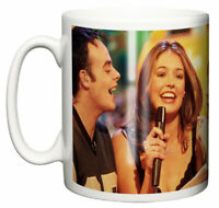 Dirty Fingers Mug, SM TV Live Ant Dec Cat Deeley TV Show Retro Classic Gift