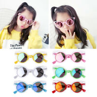 Kids Sunglasses Cat Eye Children Glasses UV400 Lens Cute Eyewear Shades Goggles