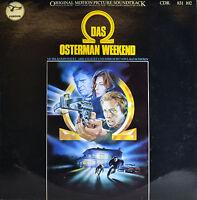 "The Osterman Weekend - Lalo Schifrin 12 "" LP (Q268)"