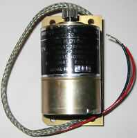 Mil Spec DC Motor - 27 VDC Military Specification Motor - 16000 RPM - Model 4250