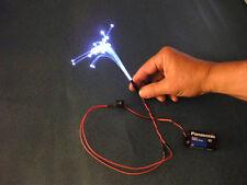200ft .50mm FIBER OPTIC LIGHTING for Star Trek Star Wars models FREE illuminator