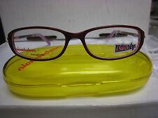 NICKELODEON NIC  I CARLY  PODCAST in  BURGUNDY  49-14-130  Eyeglass Frames
