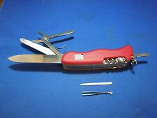 Victorinox Work Champ Lock Blade Swiss Army Knife Multi-Tool in Original Box