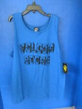 "VOLCOM~Blue Sleeveless TANK TOP SHIRT~""Volcom Stone""~Boys Large~NWT"