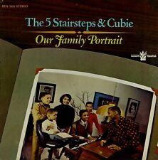 "FIVE STAIRSTEPS~ ""FAMILY PORTRAIT"" U.S. ORIG. BUDDAH  SEALED  LP!!!"