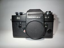Leicaflex SL 2 Black in very good condition with case