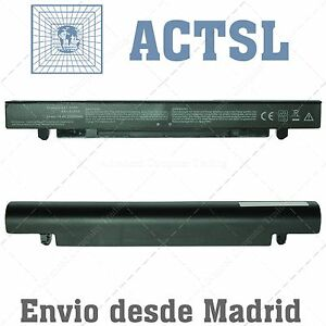 Nueva Batería para portátil ASUS A41-X550A  A41-X550A Li-ion 14.4V