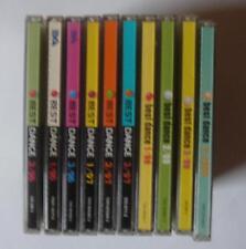 CD Best Dance (Lot 2) 10 CD's