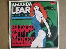 LP 45 Giri AMANDA LEAR Blood & Honey 1976 Polydor  - buono