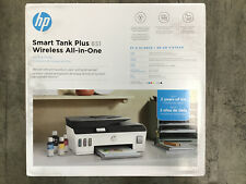 Hp Smart Tank Plus 651 Wireless All-In-One Ink-Tank Printer - White/Black