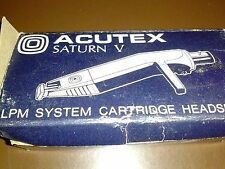 ACUTEX SATURN V  LPM SYSTEM CARTRIDGE HEADSHELL- BRAND NEW IN BOX  USA SELLER!!!