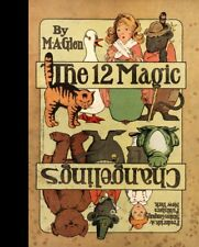 Twelve Magic Changelings 1907 M A Glen Frederick Stokes puppets paper dolls toys