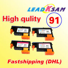 4x Fast high quality compatible for hp 91 print head Z6100 Z6100ps 91 printhead