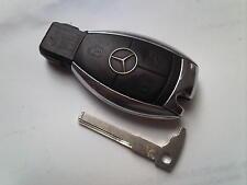 Genuine Mercedes Benz classe E S C SLK CLK colpo VITO ETC 3BT Remote uncut key fob