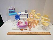Vintage Barbie Classroom School Furniture Babies Plus Other Mattel Various Sizes