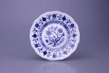 Kuchenteller D 19 cm Seltmann Weiden Barock Zwiebelmuster Blau