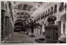 AK Postkarte Bad Kissingen Wandelhalle (bayerisches Staatsbad, Trinkkurhalle)