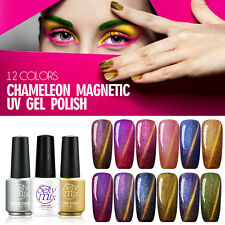 SexyMix 3D Cat Eye Magnetic Chameleon Nail Gel Polish UV LED Soak Off DIY 7ML