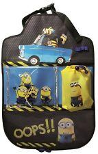Minions Spielzeugtasche Auto Spielzeugtasche Rücklehnentasche Auto Reise Tasche