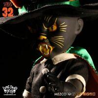 "Living Dead Dolls - Series 32 10"" - Black Cat Witch"
