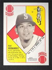 2015 Topps Heritage '51 Collection #2 Felix Hernandez - NM-MT