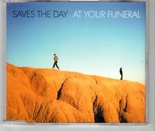 (HI171) Saves The Day, At Your Funeral - 2002 CD