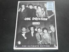 Four [Deluxe] [Digipak] by One Direction (UK) (CD, Nov-2014, Columbia (USA))