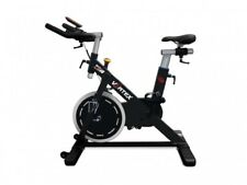 Exercise Spin Bike Training Fitness Cardio Cycling Commercial UK Vortex V1000