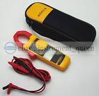 FLUKE 302+ Handheld Digital Clamp Meter Multimeter Tester with Soft Case KCH16
