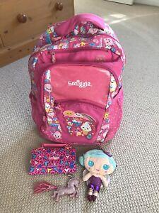 Smuggle bundle girls - Rucksack, 2 X Purses & Keyring