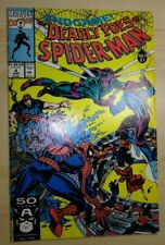THE DEADLY FOES OF SPIDERMAN #4 MARVEL COMICS