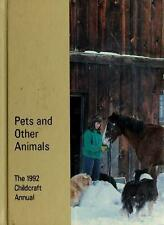 Pets and other animals , Childcraft