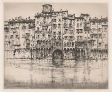 Ernest D. Roth Etching Lot 92