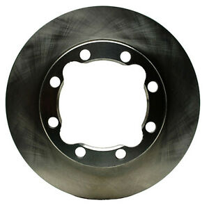 Disc Brake Rotor-Non-Coated Front ACDelco Advantage 18A489A