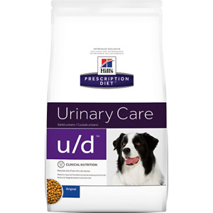HILL'S PD Prescription Diet Canine u/d Urinary Care 12kg