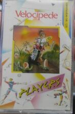 Velocipede (Players 1986) Commodore C64 Kassette (Box Tape manual) 100 %