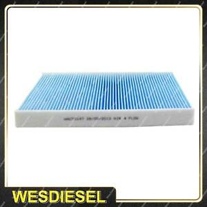 Wesfil Cabin Filter for Iveco Daily 2.3L 3.0L TD 4Cyl 16V Refer RCA256P