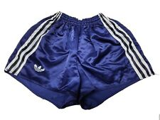 Pantaloncino adidas nylon sprinter Shiny Shorts glanz pants 196 vintage 70' 80