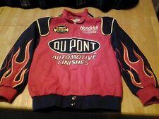 Chase Authentics Racing Jacket-Nascar Jeff Gordon 24 Dupont-Children's Small