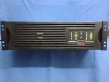 """APC Smart UPS SUA3000RMXLI3U, 19""""-USV, 2400W, generalüberholt, neue HR-Akkus!"""