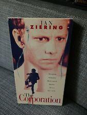The Corporation VHS OOP Horror New Horizons Roger Corman VERY RARE HTF Sleaze