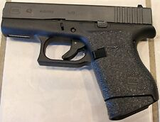 BooDad's Grips Textured Rubber Grip Tape for Glock 43