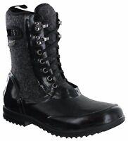 Bogs Sidney Wool Waterproof Neoprene  -15 Lace Up Womens Walking Boots UK4-8