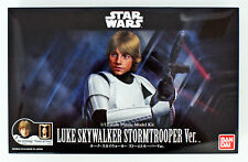Bandai Star Wars Luke Skywalker Stormtrooper Ver. 1/12 scale kit 257554