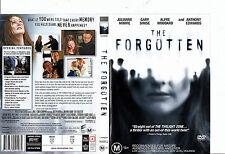 Forgotten (DVD, 2005) Julianne Moore_THRILLER MOVIE