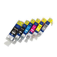 Ink Cartridge for Canon PGI-250XL & CLI-251XL use in Canon PIXMA MG6320(6-COLOR)