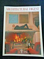 Architectural Digest Magazine 1996 Carol Burnett Michael Graves Chateau Marmont