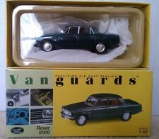 Corgi Vanguards VA27006 Rover 2000 City Grey Ltd Edition No. 0005 of 4000