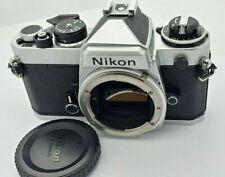 NIKON FE  35mm film camera in LIKE NEW condition